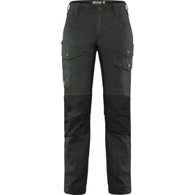 Fjällräven Vidda Pro Trousers Women dark grey-black
